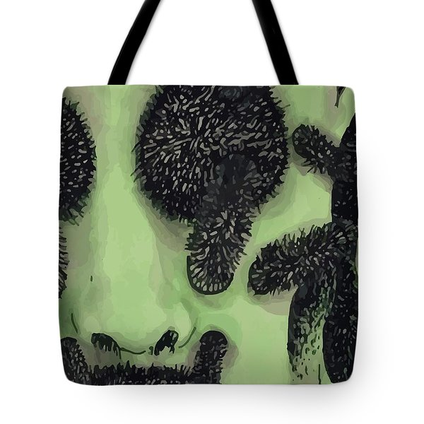 An Alien  Tote Bag