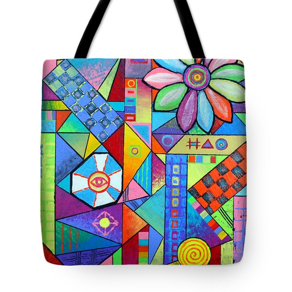 An All Seeing Eye Tote Bag