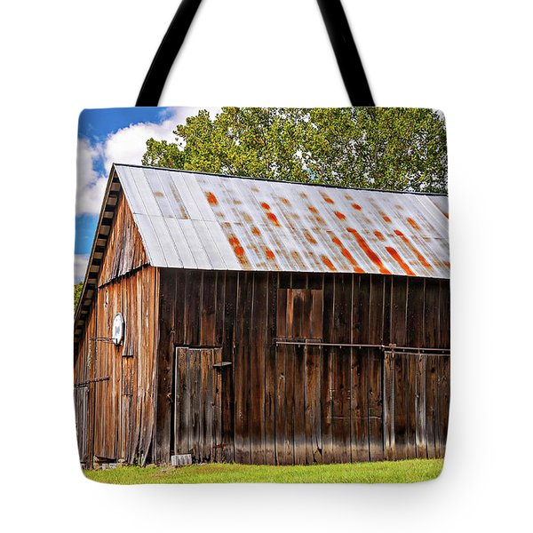 An American Barn 2 Tote Bag