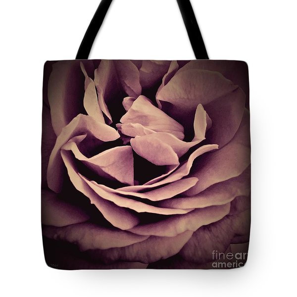 An Angel's Rose Tote Bag