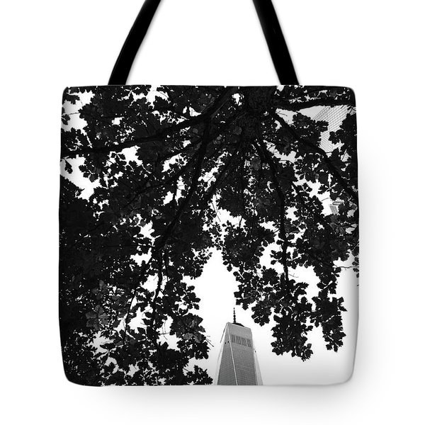 An Architect's Poem Tote Bag