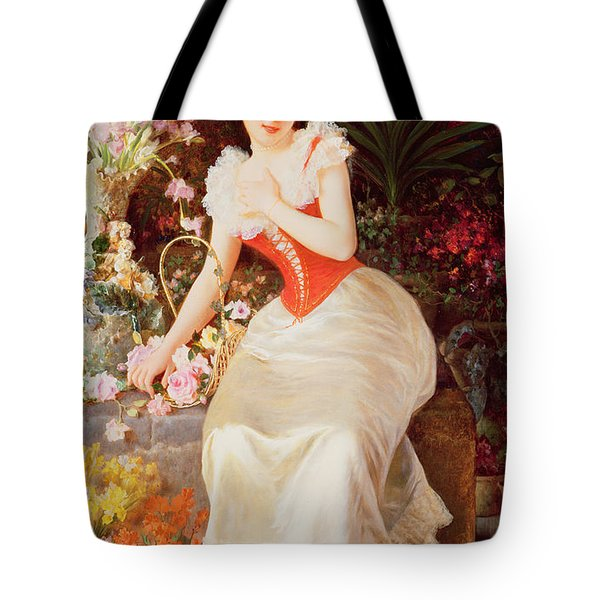 An Array Of Beauty Tote Bag by Oreste Costa