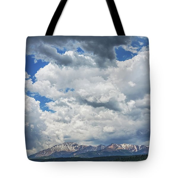 An Aureole Of Sanctity  Tote Bag