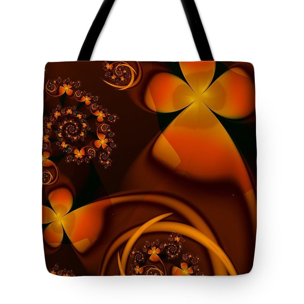 An Autumn Kind Of Summer Tote Bag