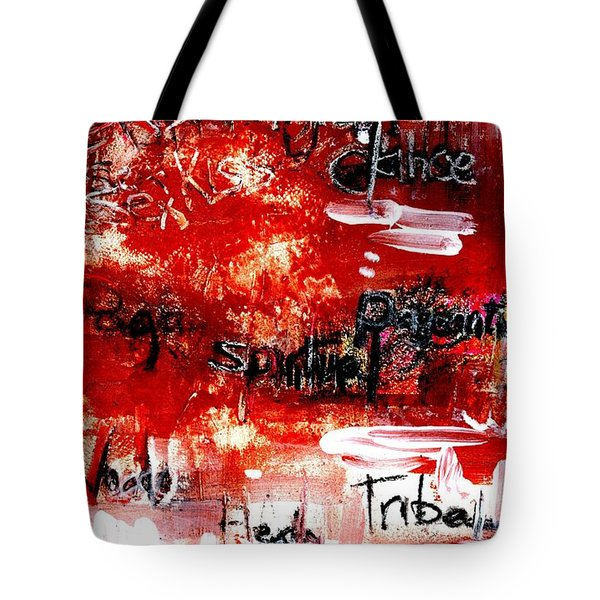 An Erotic Poem - Art And Words Tote Bag