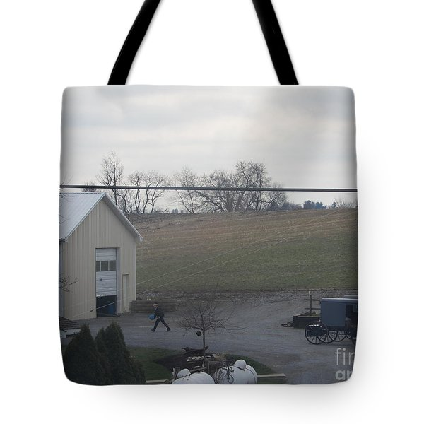 An Evening Game Tote Bag