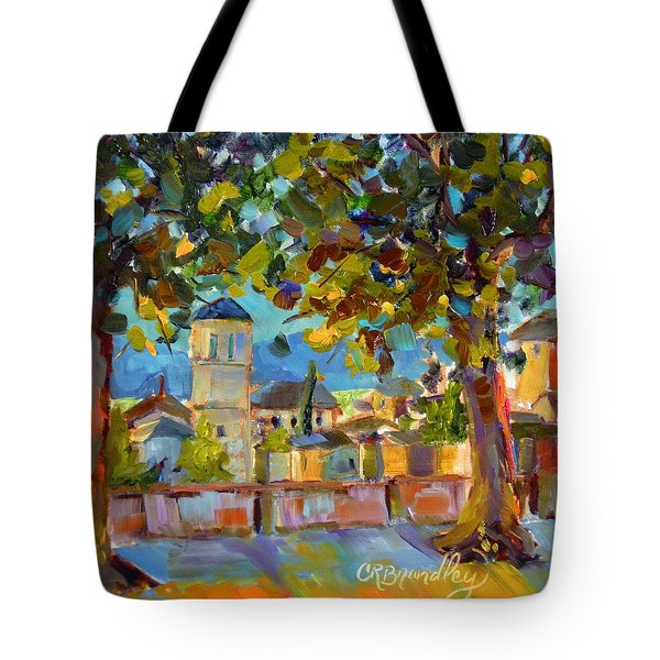 An Evening In Assisi Tote Bag