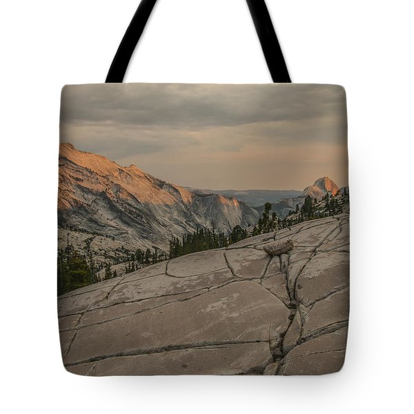 An Evening On Olmstead Point - Pt 1 Tote Bag