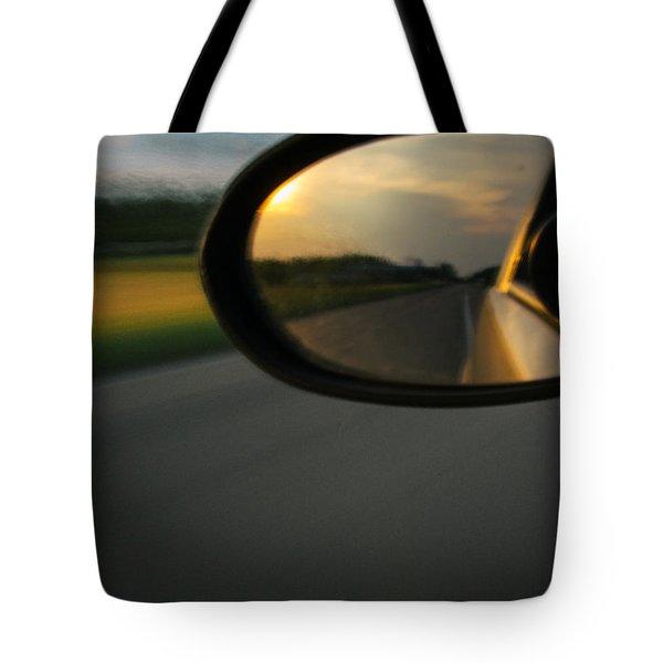 An Eye Back Tote Bag