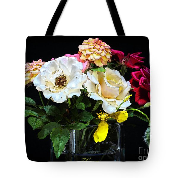 An Informal Study Tote Bag