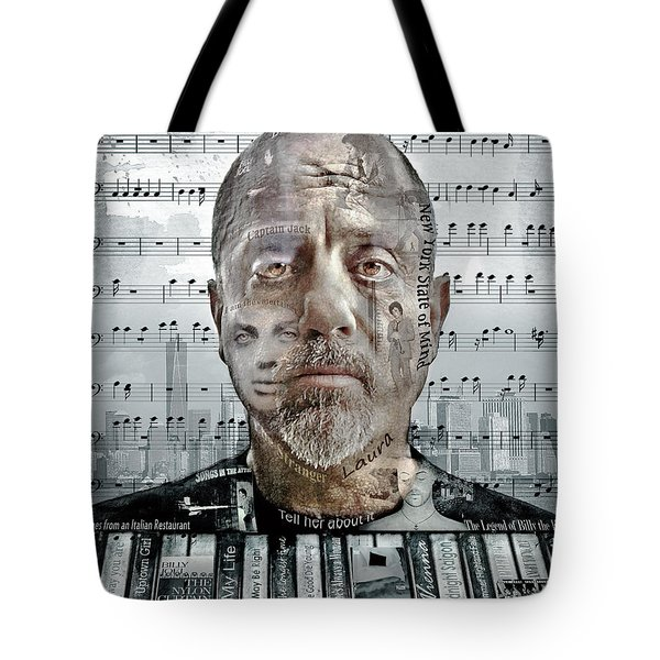 An Innocent Man Tote Bag