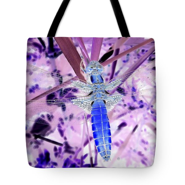 An Instant, A Beating Of Wings 2 Tote Bag