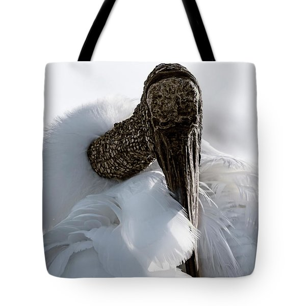 An Intimate Portrait Tote Bag by Cyndy Doty