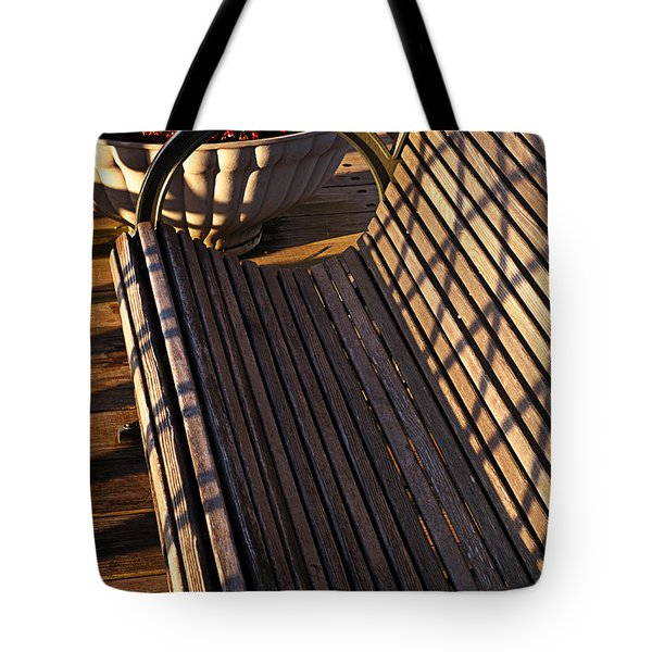 An Invitation To Rest Tote Bag