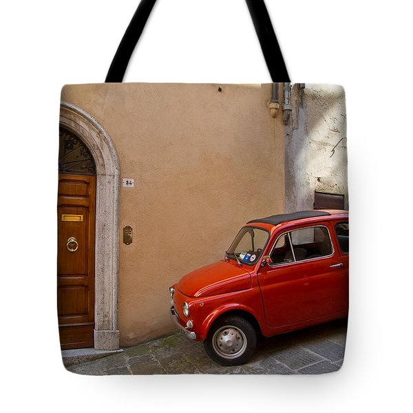An Italian Classic Tote Bag