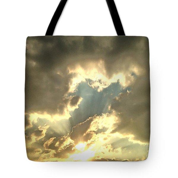 Vision Of Love Tote Bag