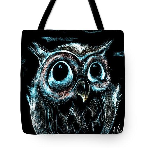An Owl Friend Tote Bag
