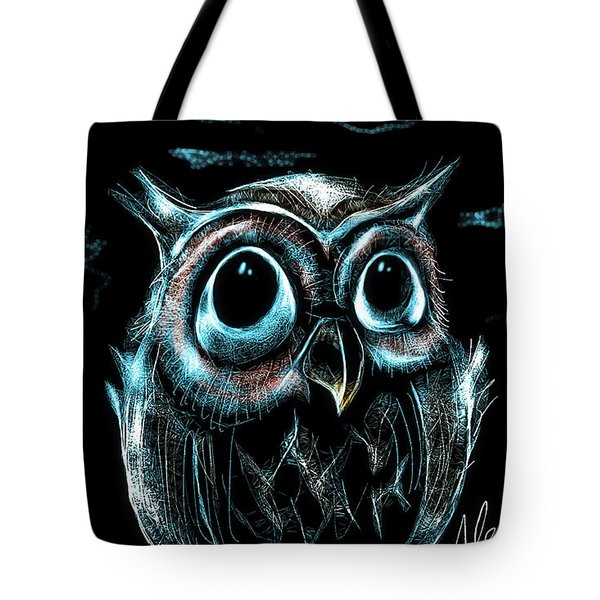 An Owl Friend Tote Bag