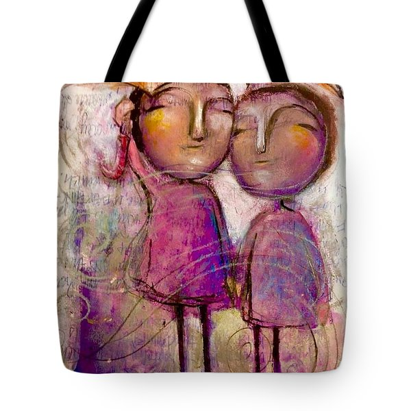 An Umbrella For You Tote Bag
