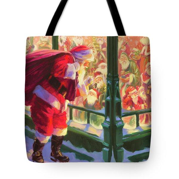 An Unforeseen Encounter Tote Bag