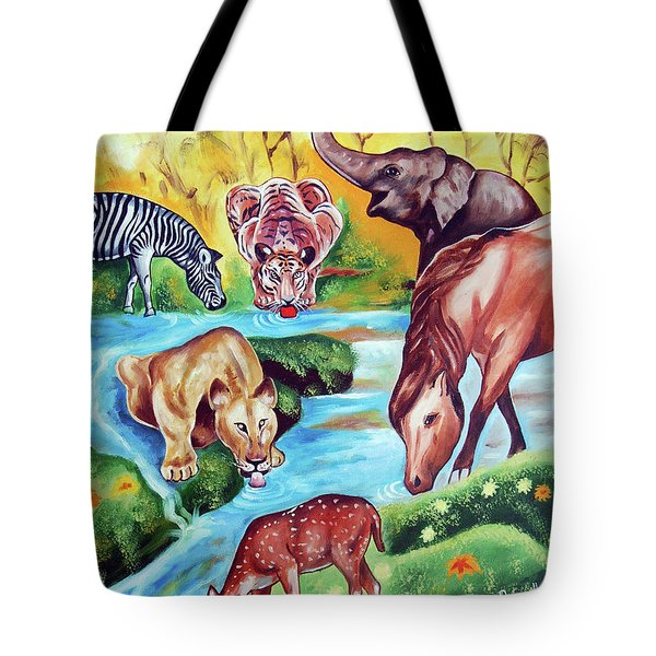 An Unity Tote Bag