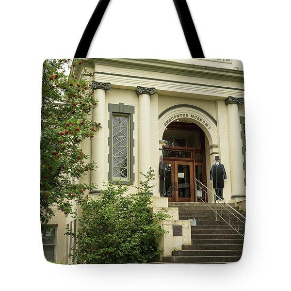 Anacortes Museum Tote Bag