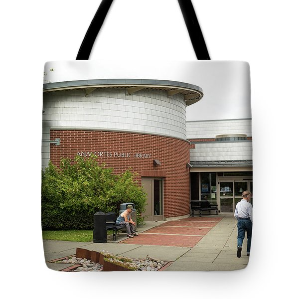 Anacortes Public Library Tote Bag