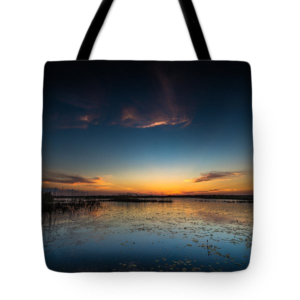 Anahuac Sundown Tote Bag