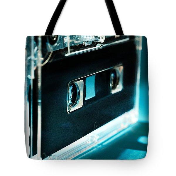 Analog Signal Tote Bag