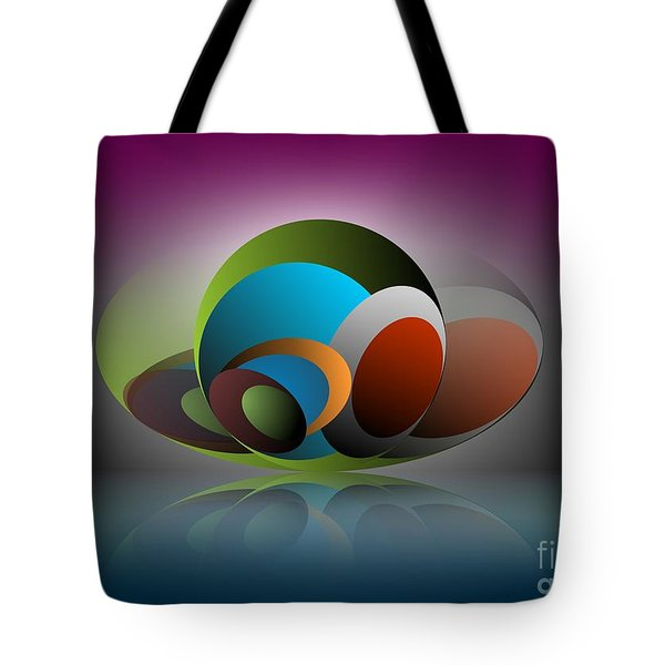 Analogy Tote Bag by Leo Symon