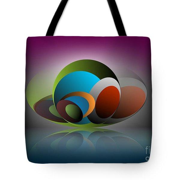 Analogy Tote Bag