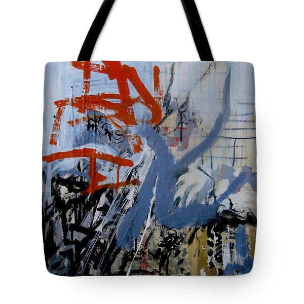 Analolgy Of Experience Tote Bag