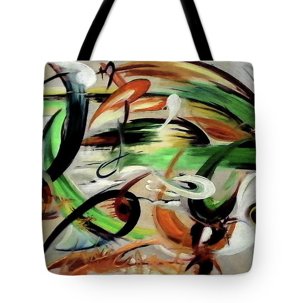 Analysis And Sentiment Tote Bag