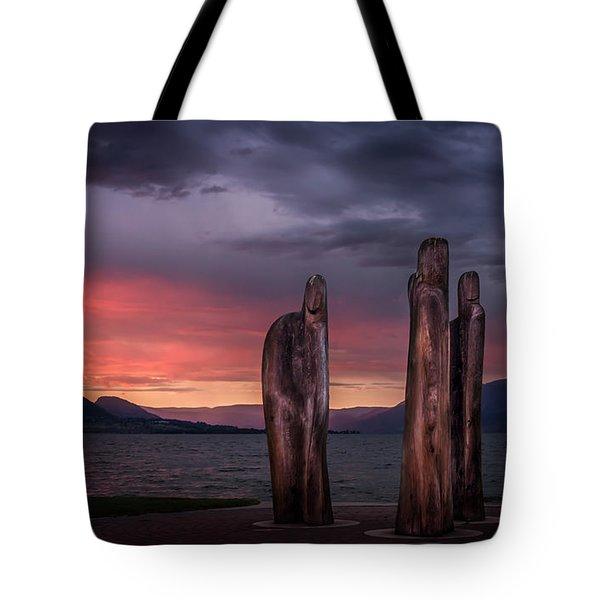 Ancestors Tote Bag