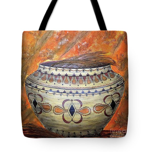 Ancestors Tote Bag by Kim Jones