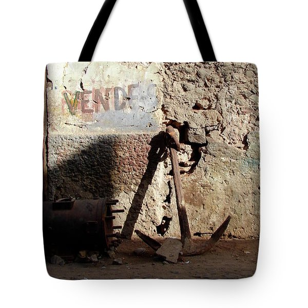Anchor Cape Verde Tote Bag