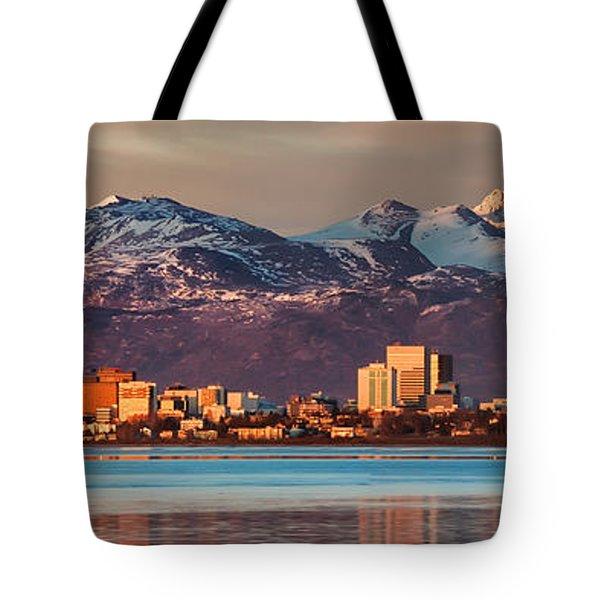 Anchorage Tote Bag
