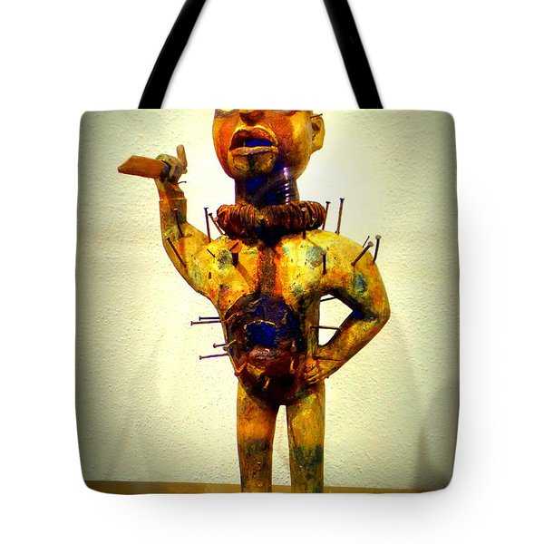 Ancient African Arifact Tote Bag