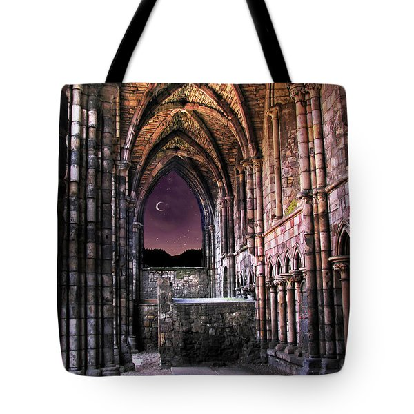 Ancient Alter Tote Bag
