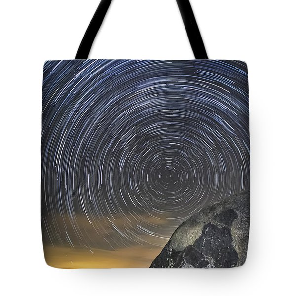 Ancient Art - Counting Sheep Tote Bag
