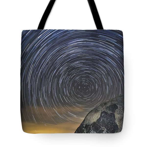 Ancient Art - Counting Sheep Tote Bag