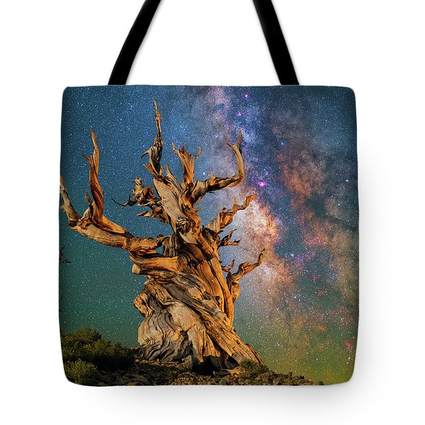 Ancient Beauty Tote Bag