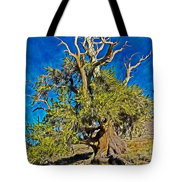 Ancient Bristlecone Pine Tote Bag