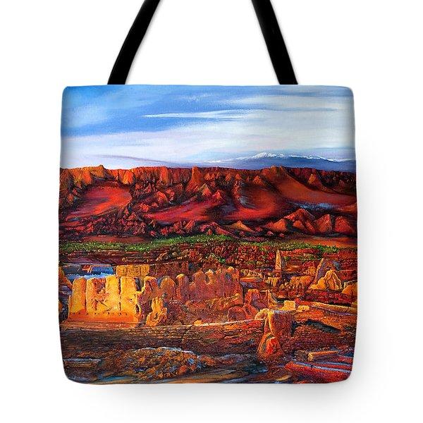 Ancient City Tote Bag