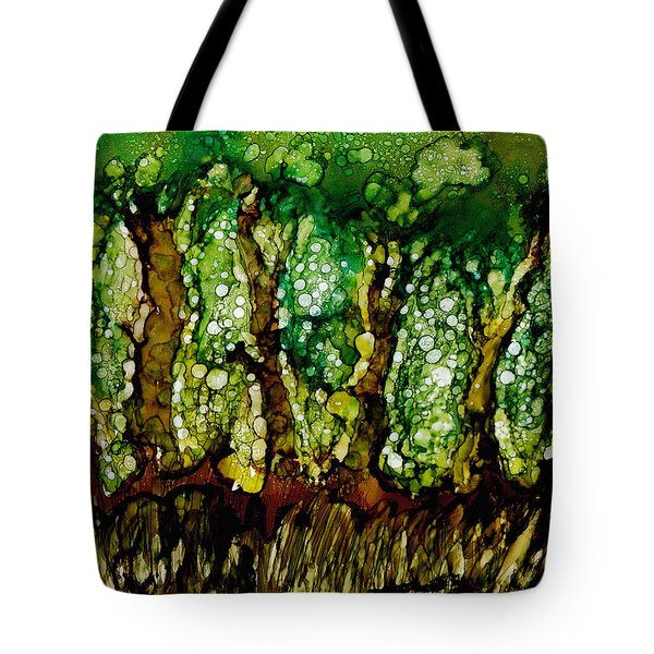 Ancient Friends Tote Bag