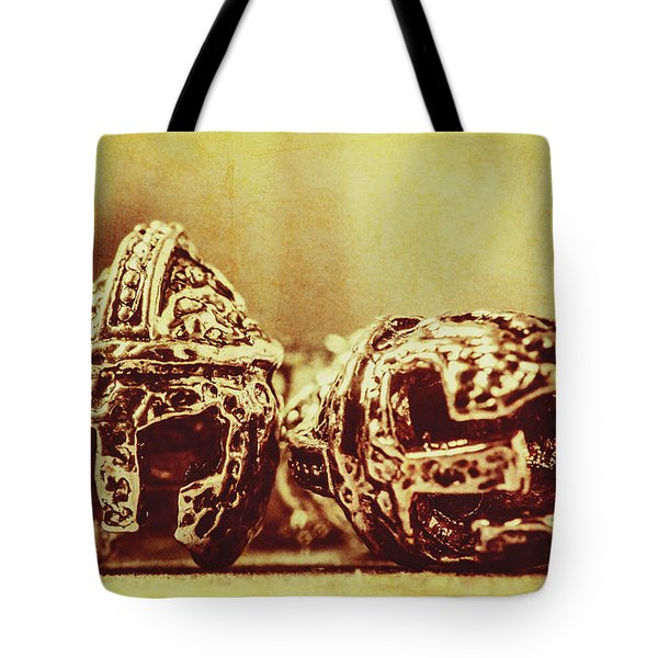 Ancient History Tote Bag