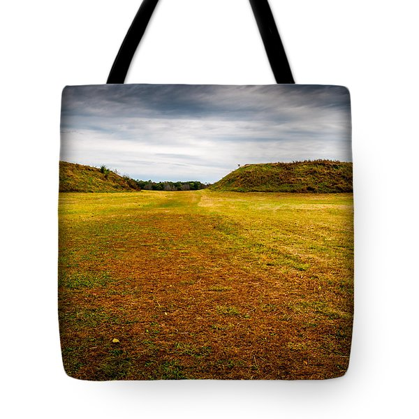 Ancient Indian Burial Ground  Tote Bag