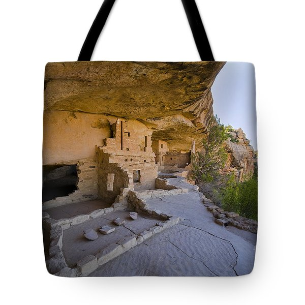 Ancient Kitchen Tote Bag