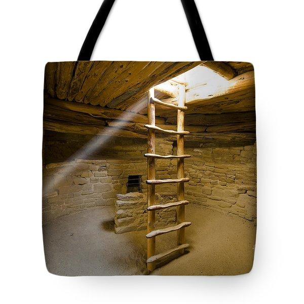 Ancient Kiva Tote Bag