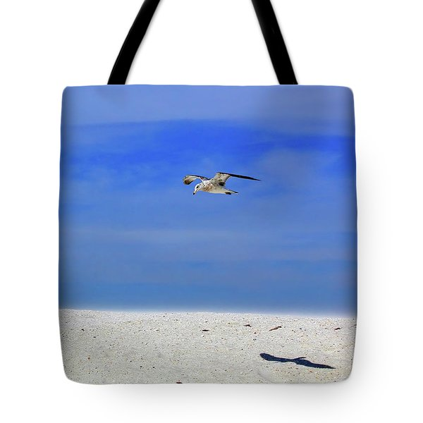 Tote Bag featuring the photograph Ancient Mariner by Marie Hicks